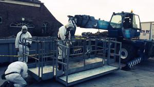 subsidie voor verwijderen van asbest
